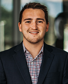 Zach Winch Logistics Manager
